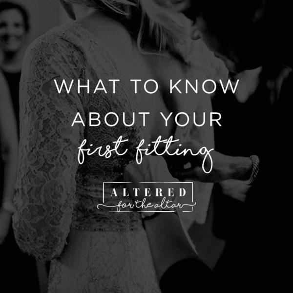 DFW Wedding Alterations